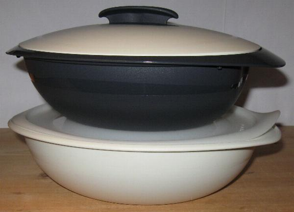 Tupperware Iso Duo kartoffelskål