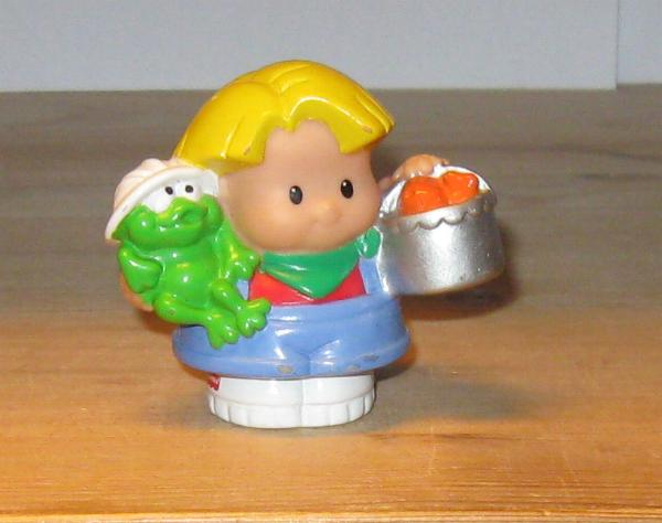 Fisher Price figur