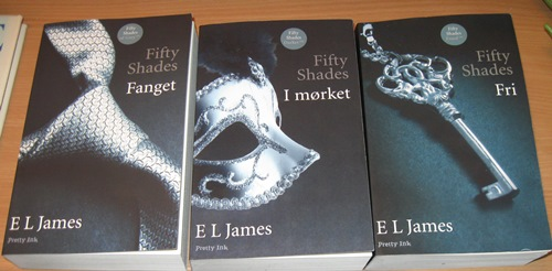 Fifty shades 1 - 3