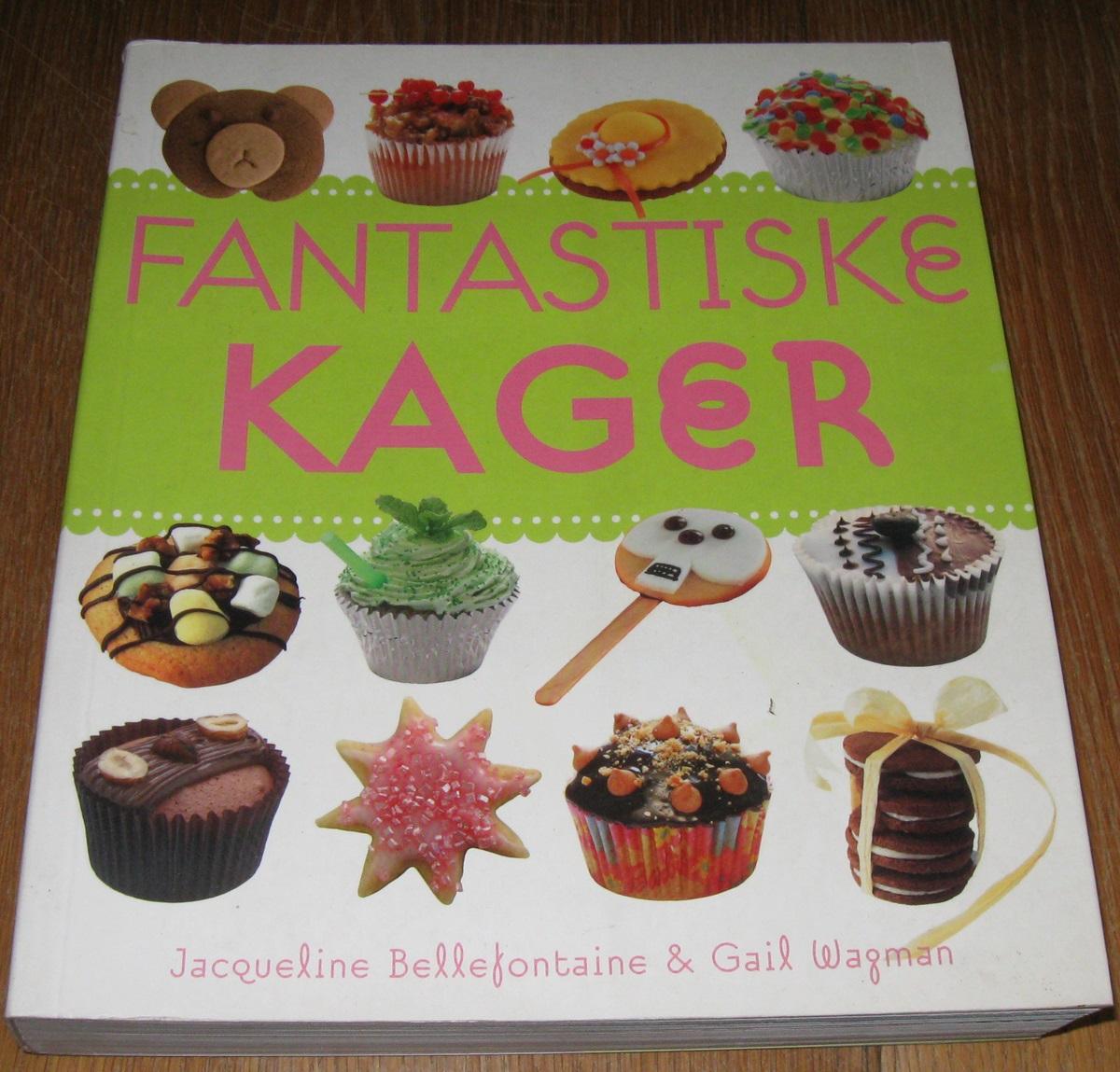 fantastiske kager bog