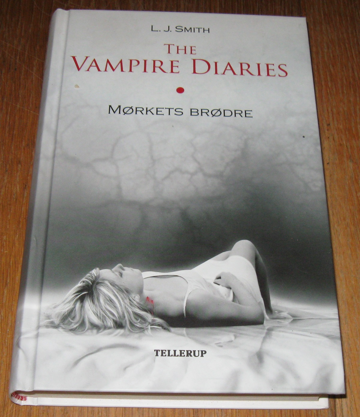 The Vampire Diaries 1, Mørkets brødre