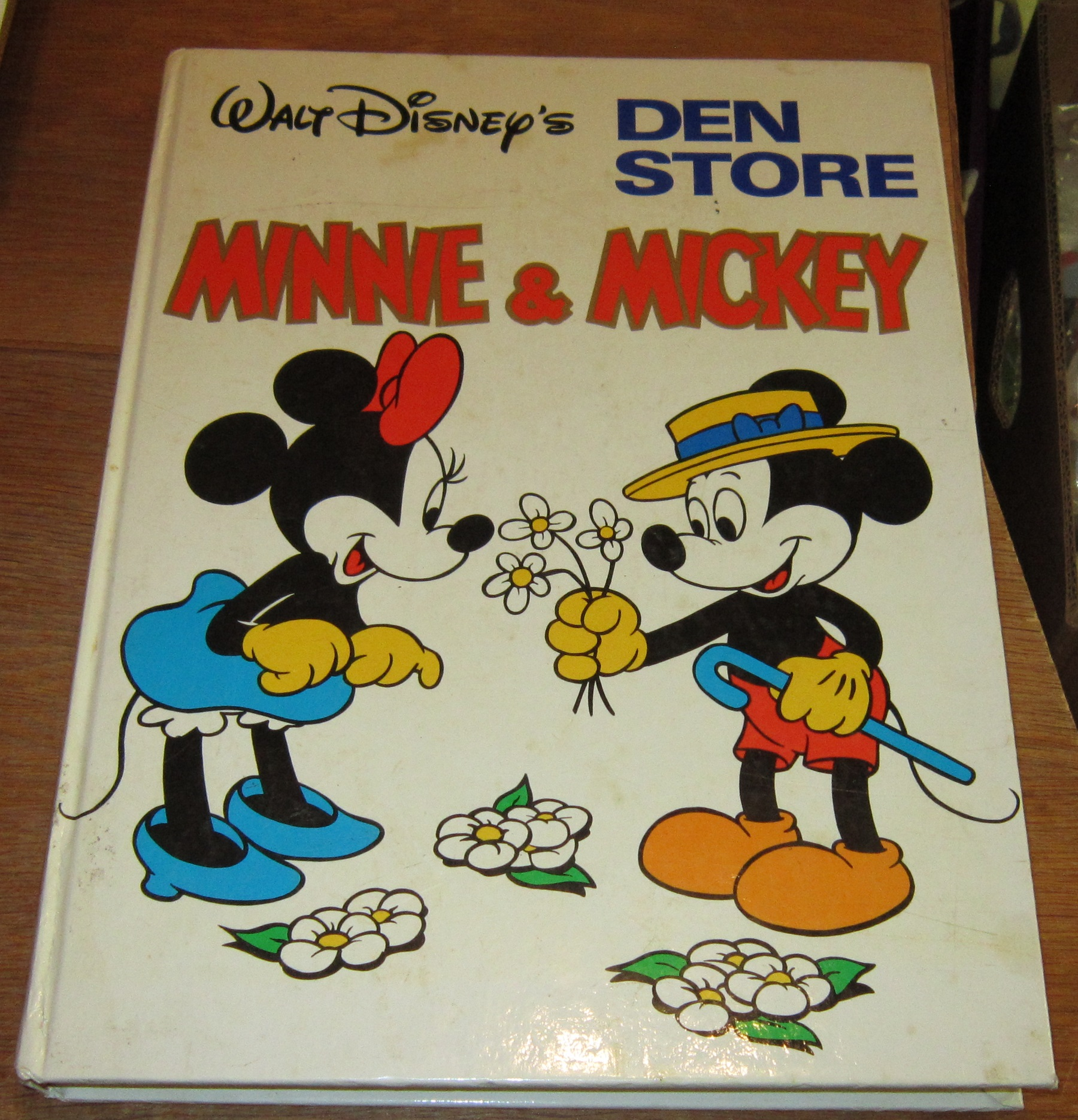Walt Disney's Den store Minnie & Mickey