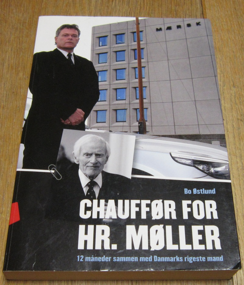 Chauffør for Hr. Møller
