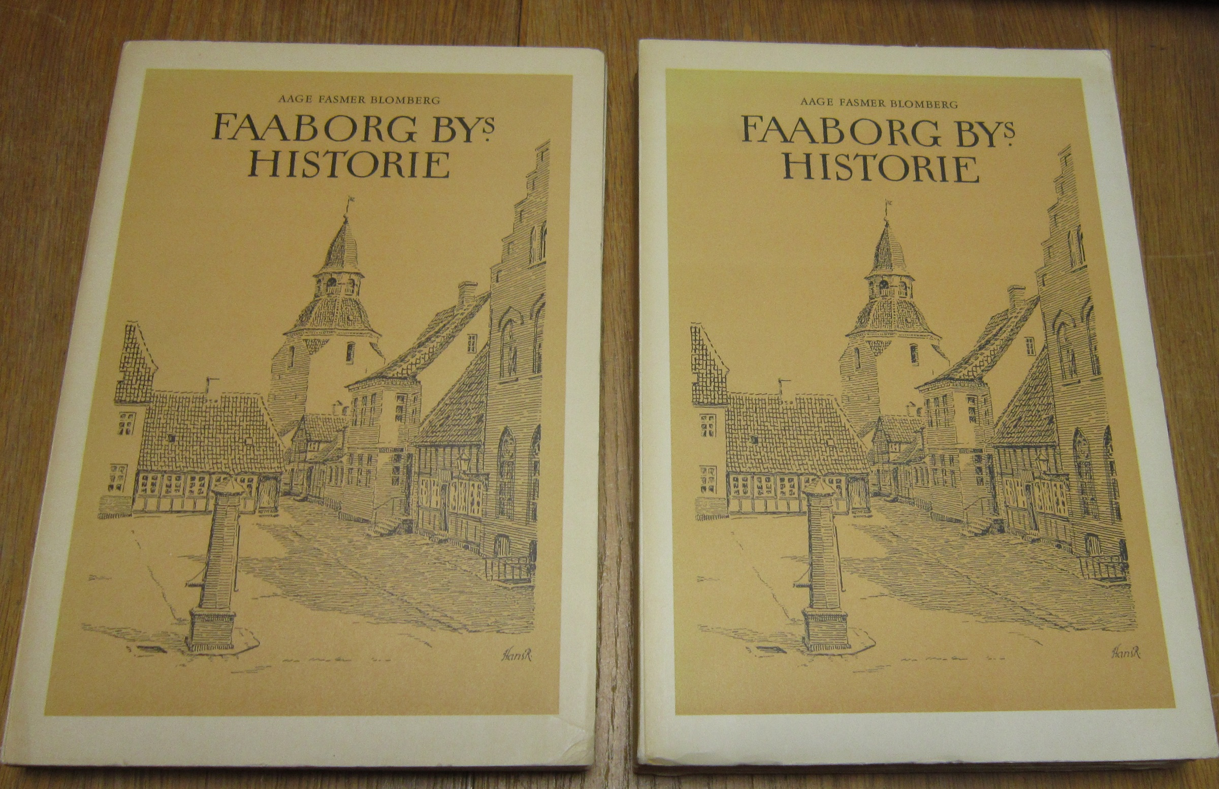 Faaborg bys historie 1 - 2