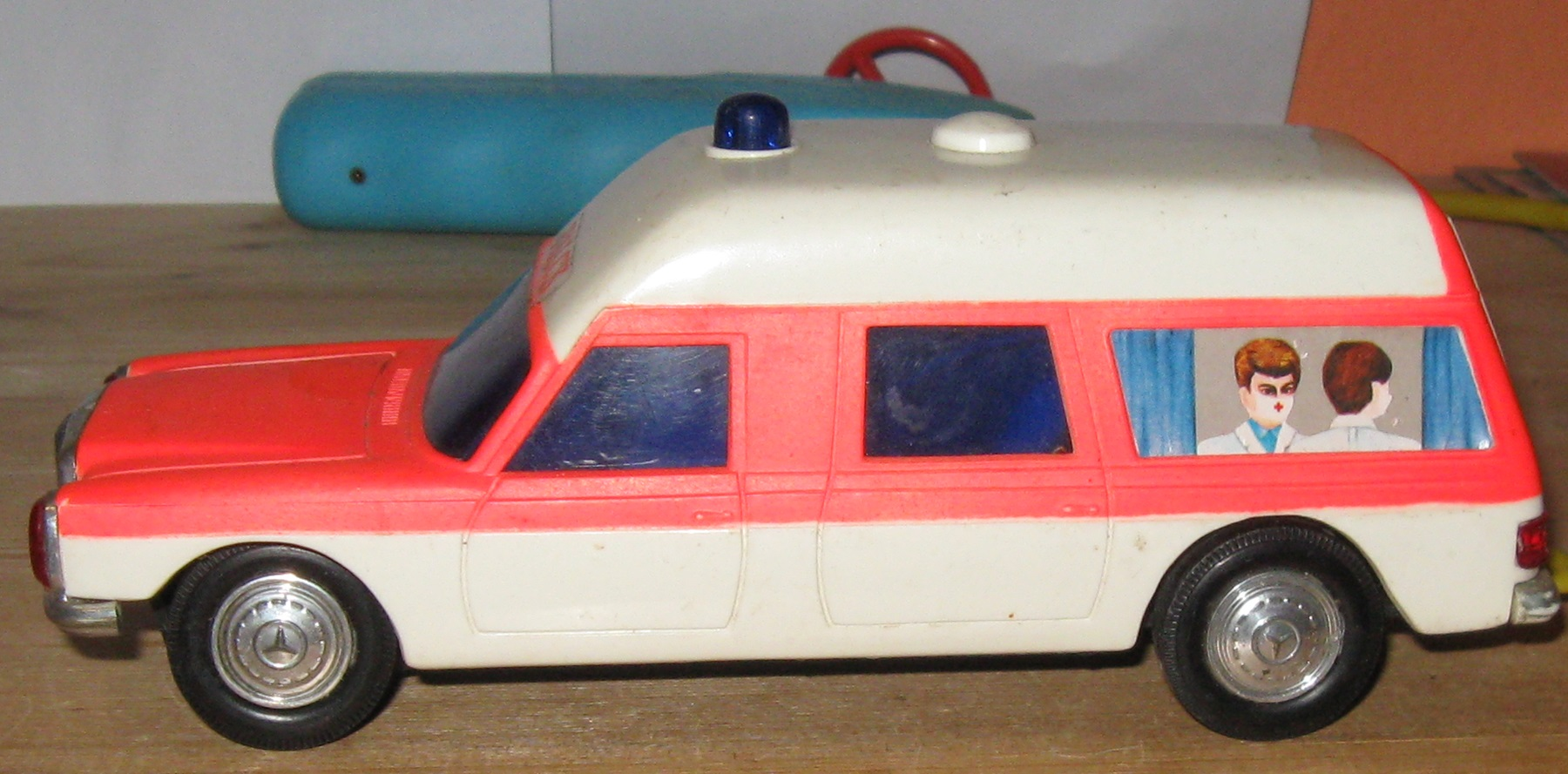 Falck ambulance