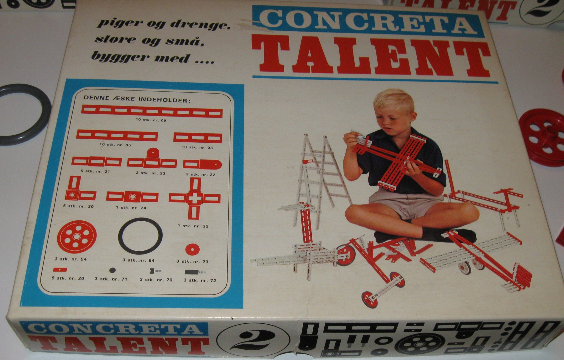 Concreta talent 2