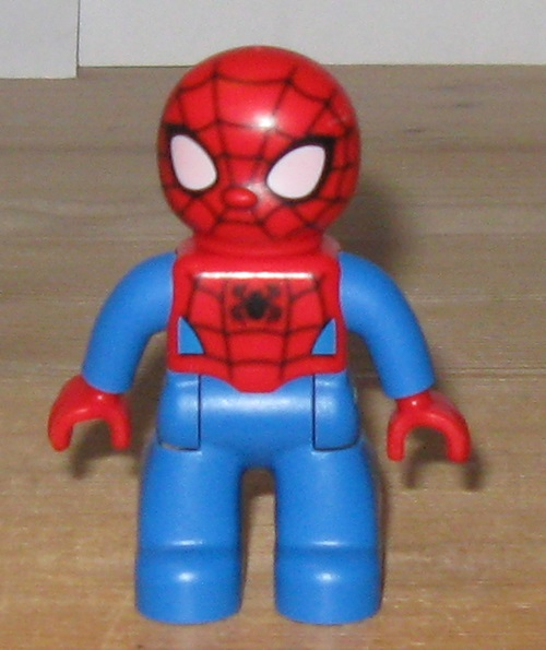 001 Duplo Spiderman