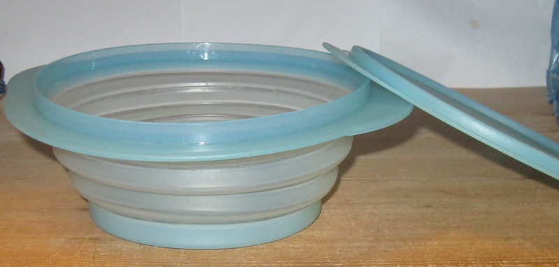 Tupperware pop up skål