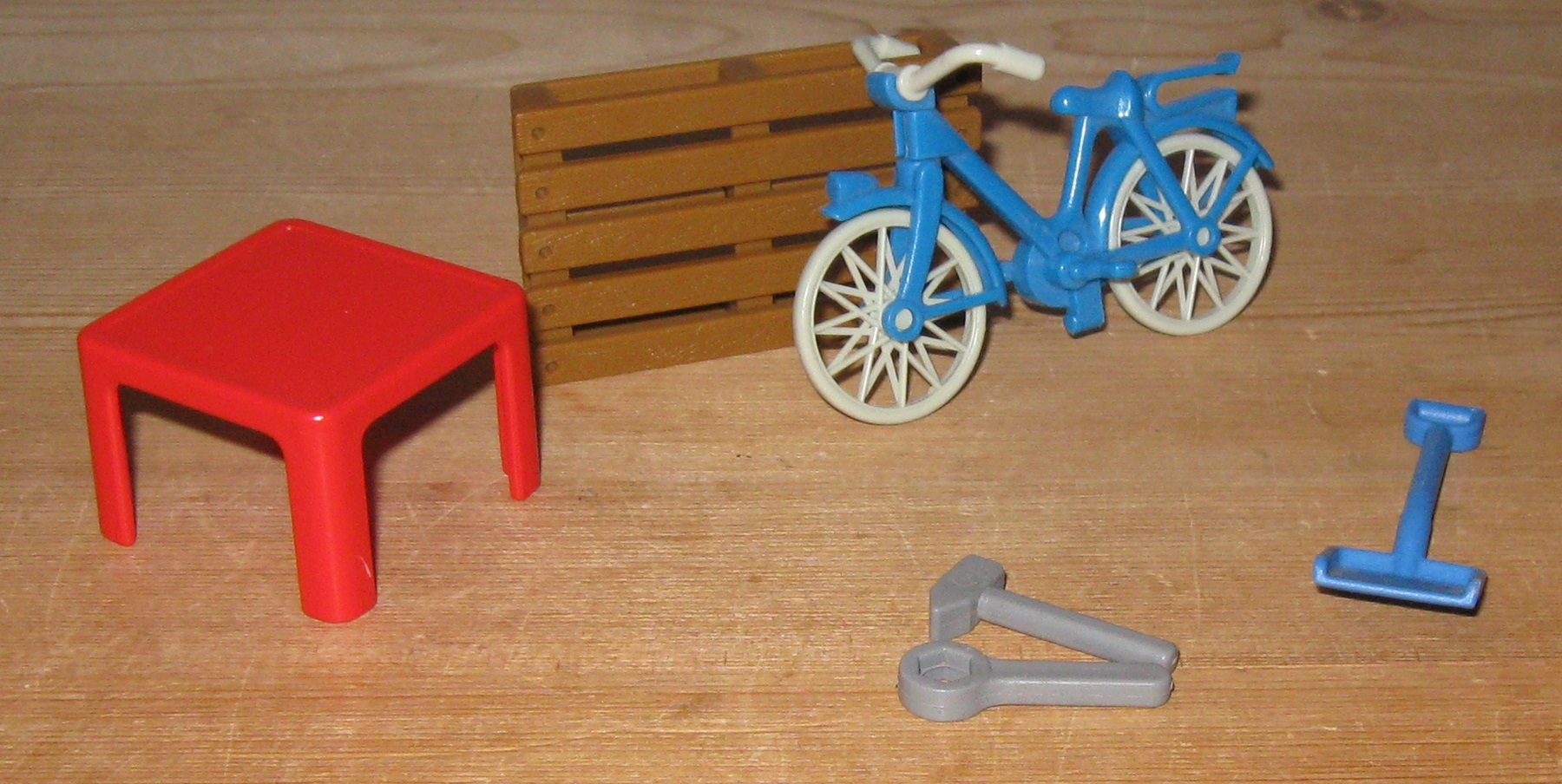 0999 Playmobil reservedele