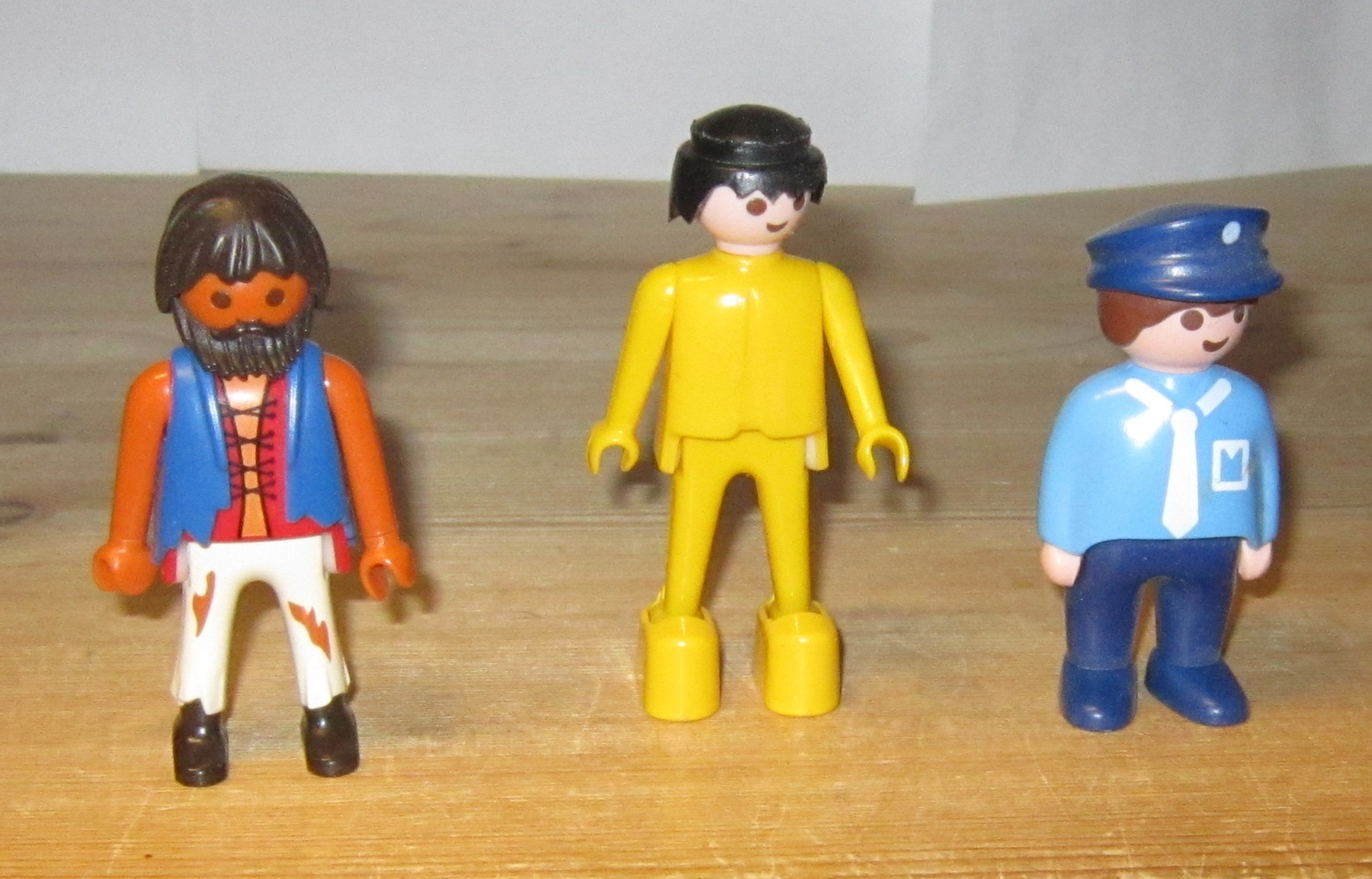 0100 Playmobil figurer