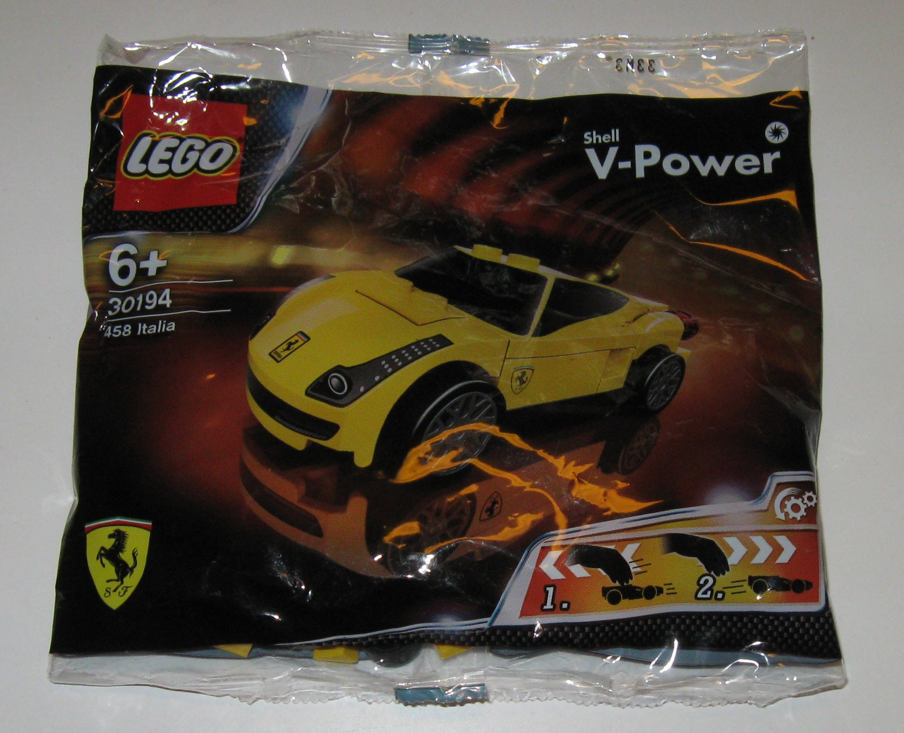 Lego Shell V- Power