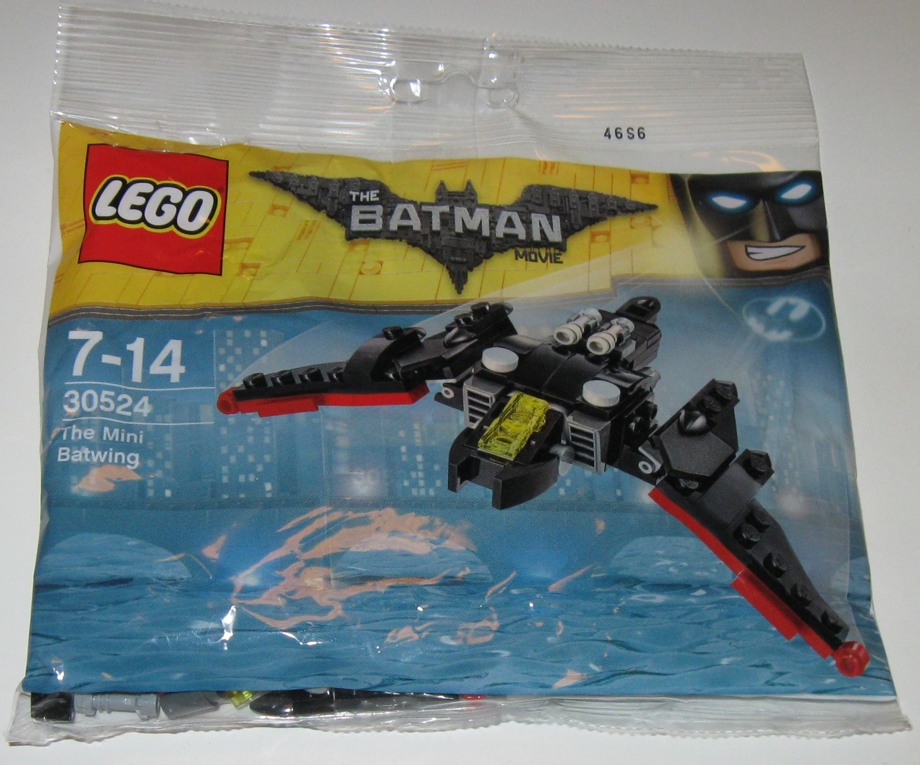 0100 Lego The Batman movie 30524