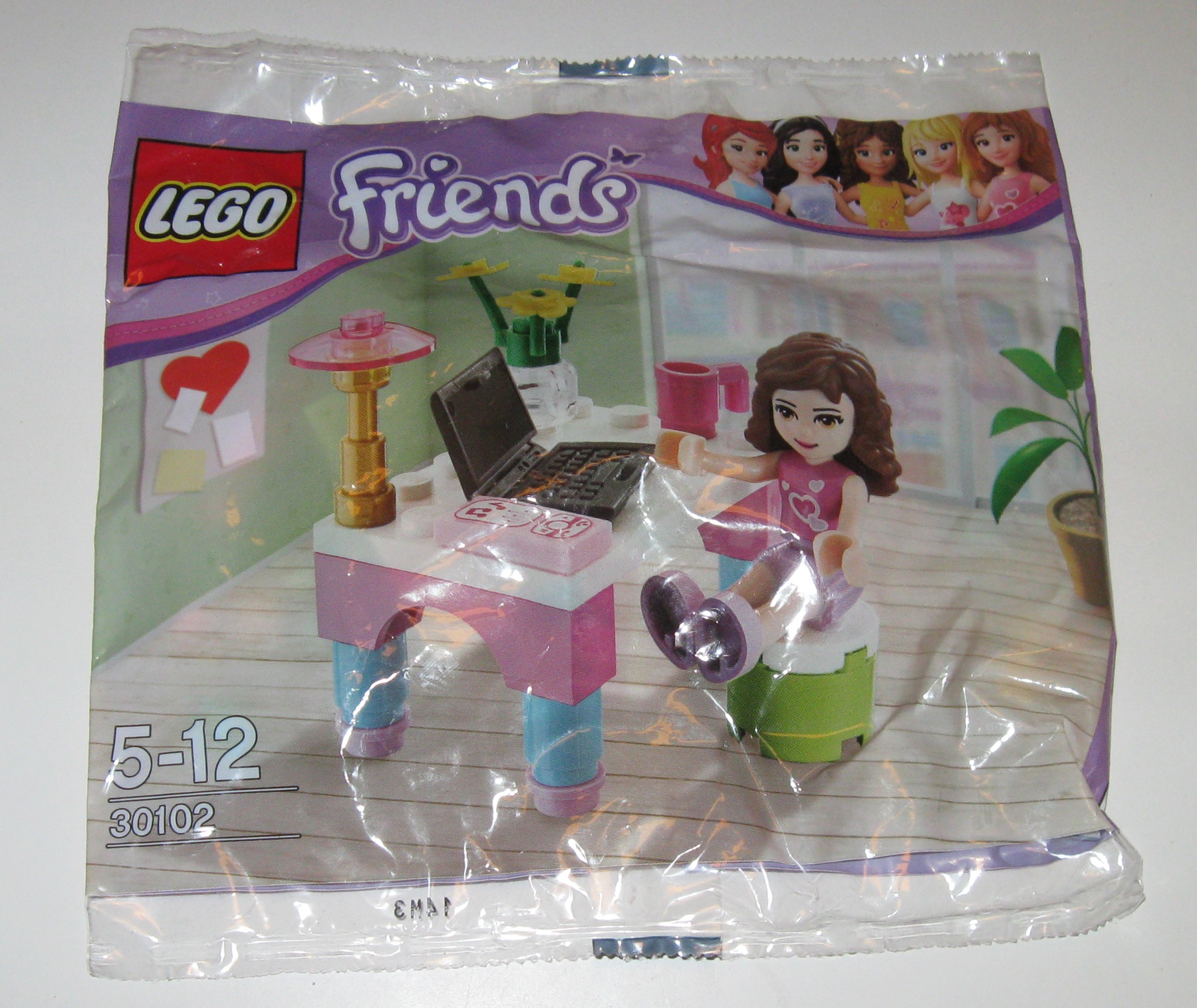 0020 Lego Friends 30102