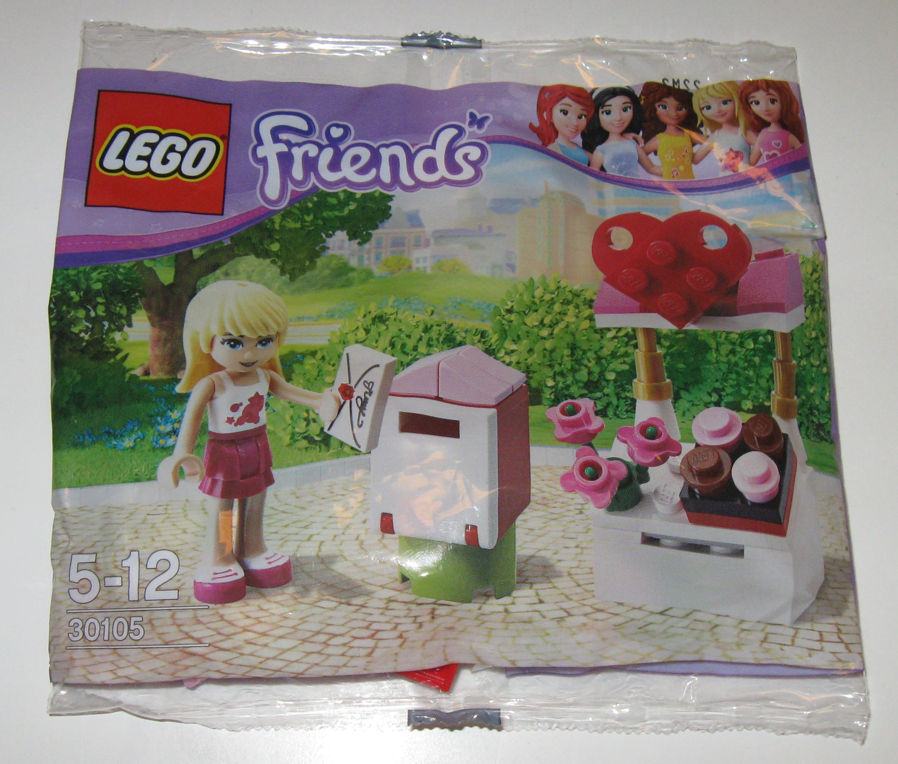 0030 Lego Friends 30105