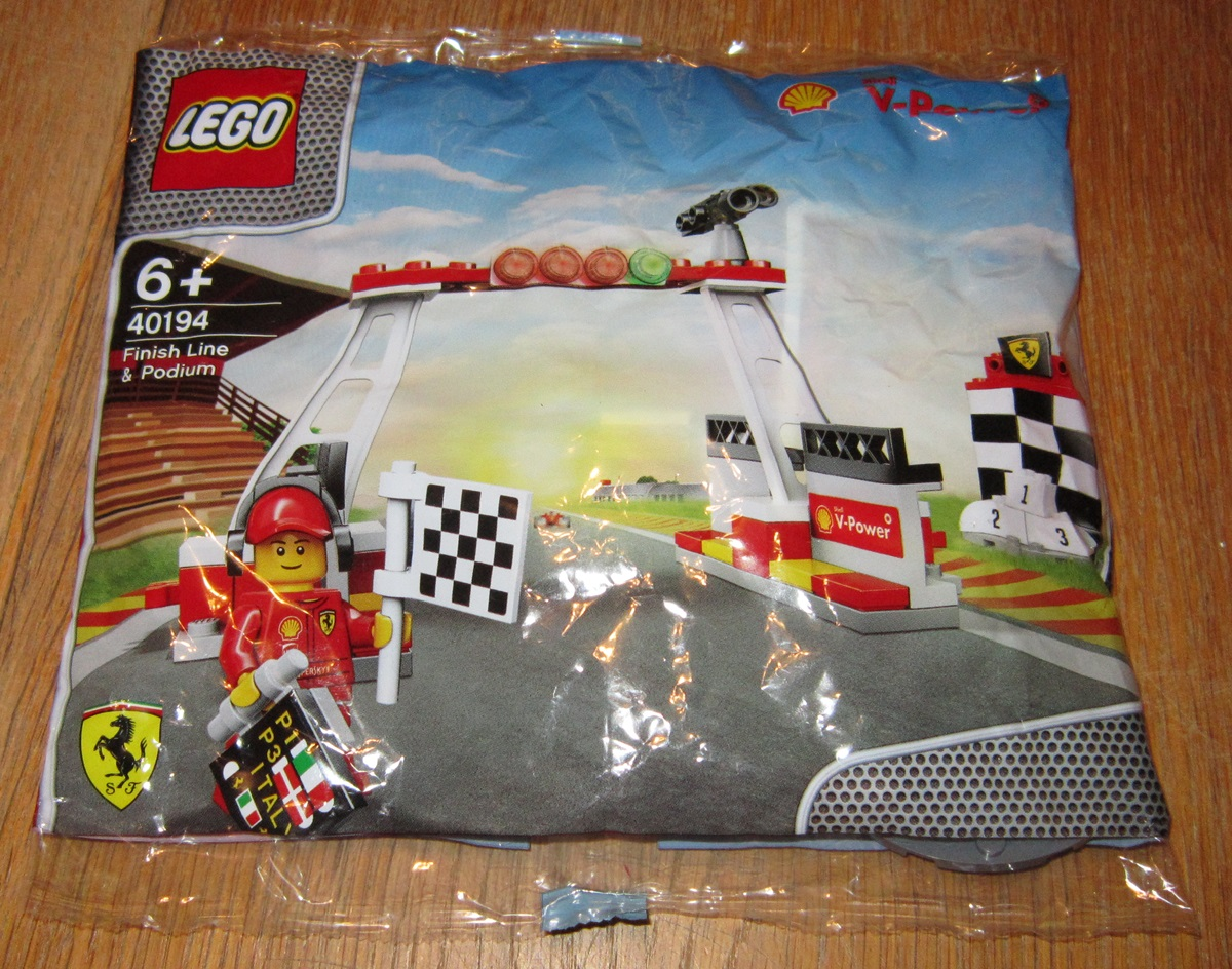 0085 Lego 40194 V-Power