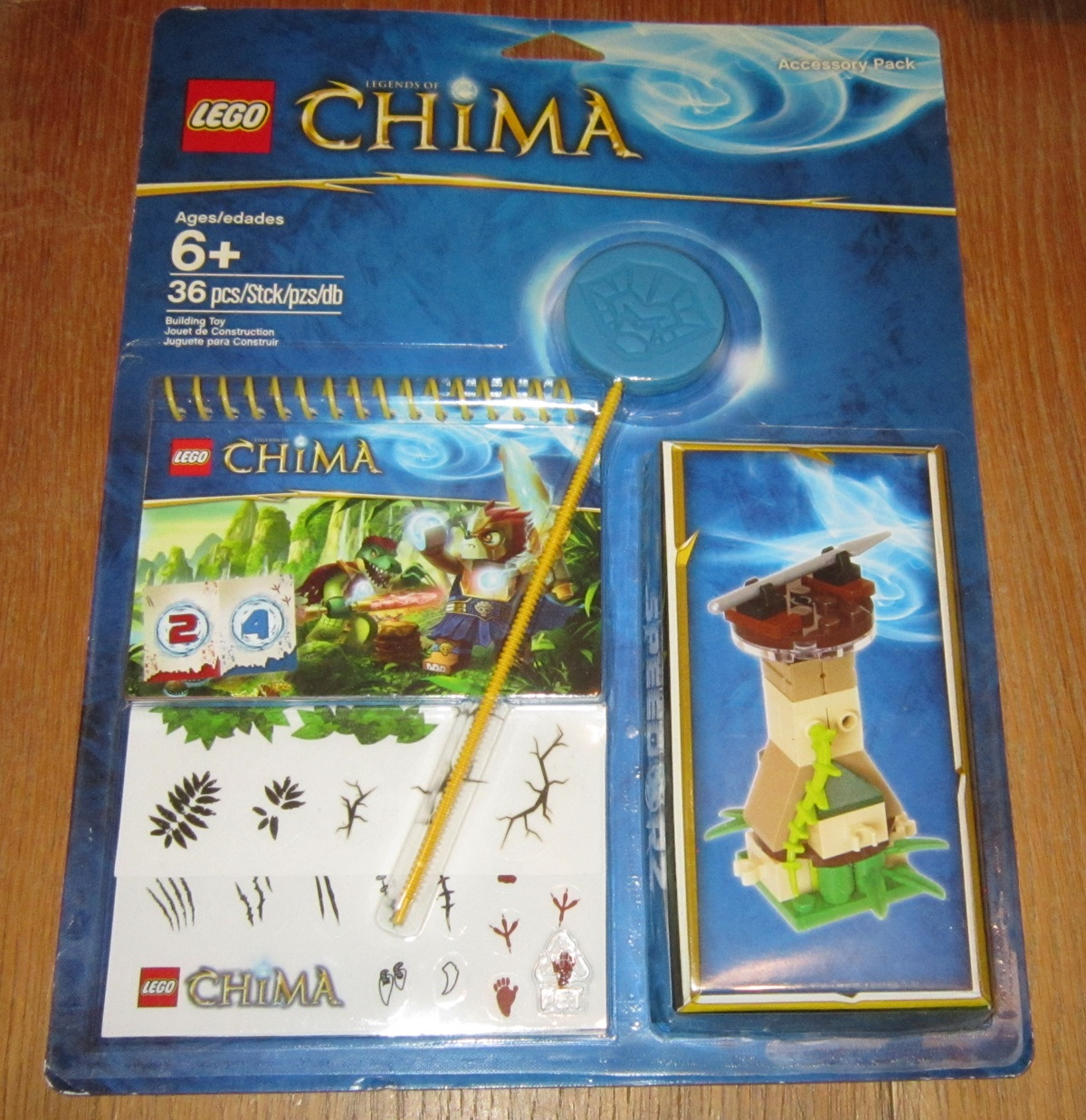 1000 Lego Chima Building toy