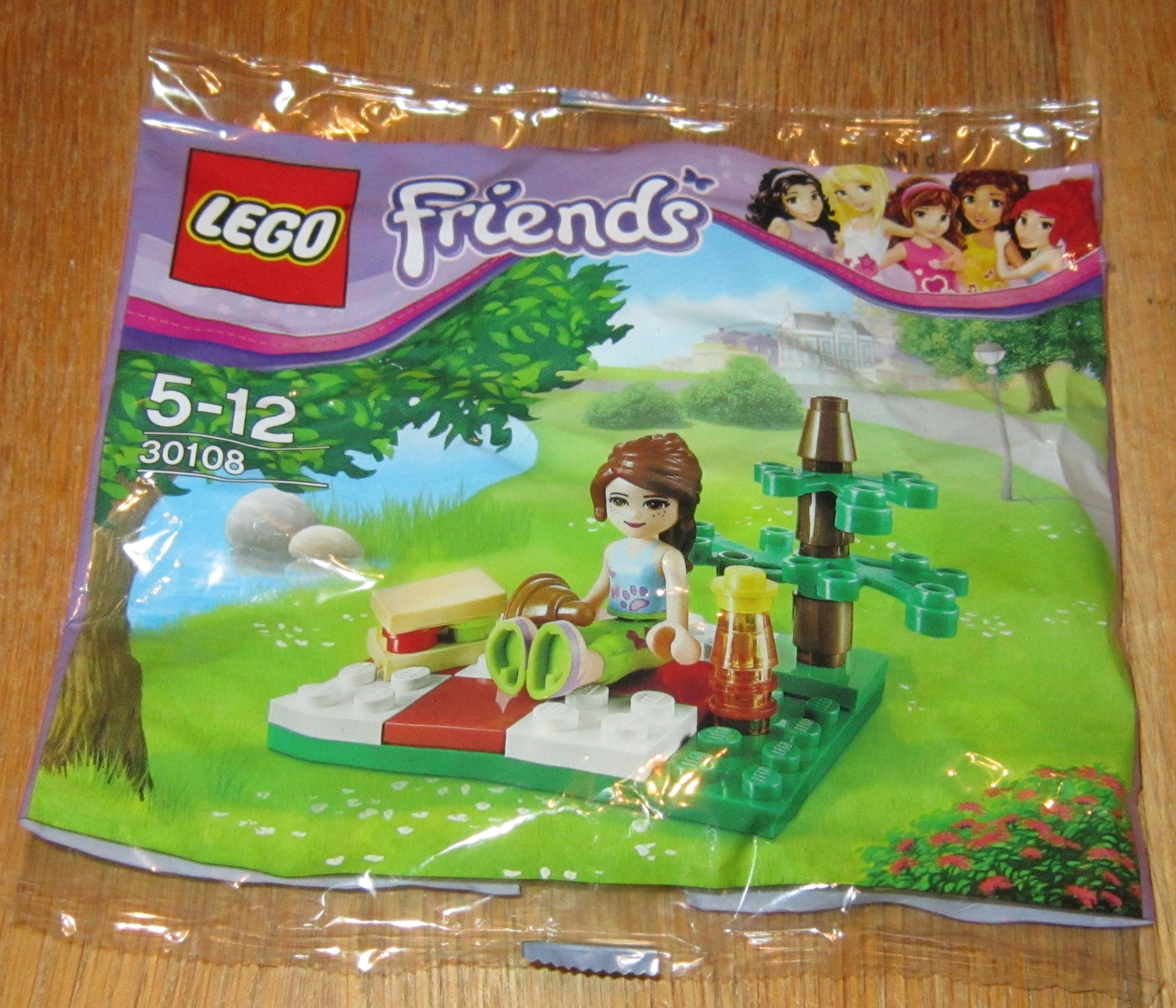 0030 Lego Friends 30108