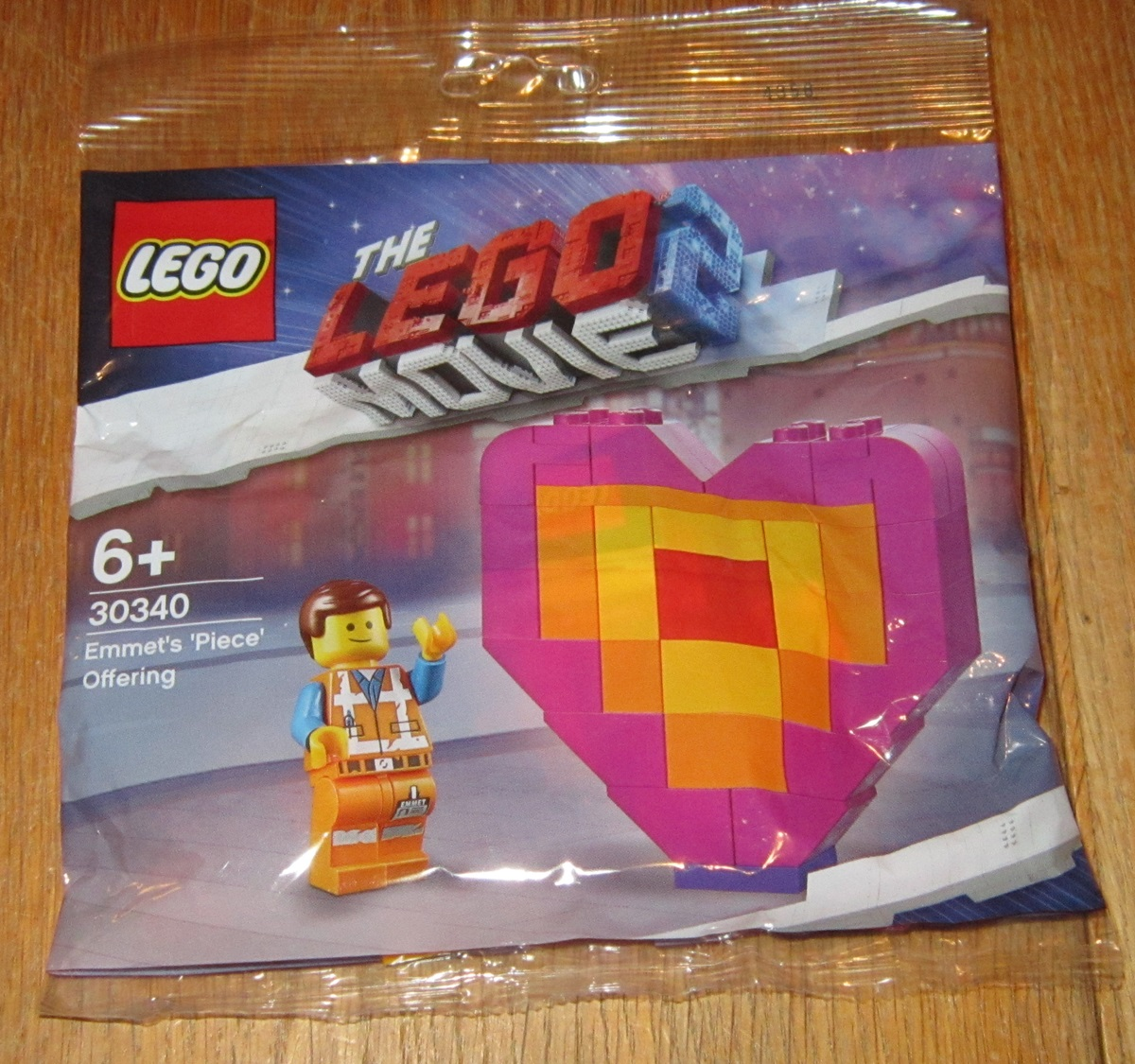 0100 Lego Movie 30340