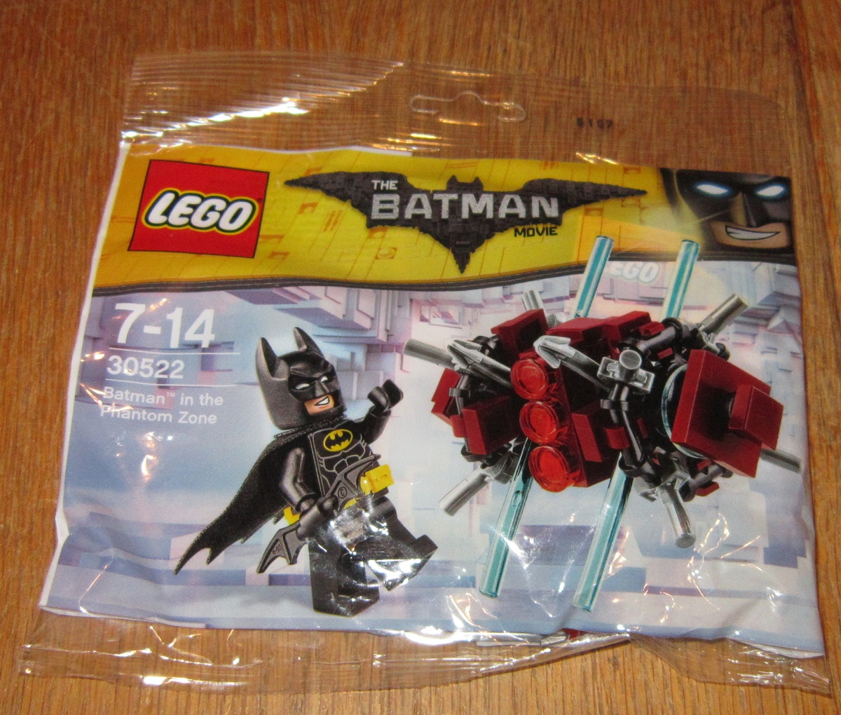 0100 Lego The Batman 30522
