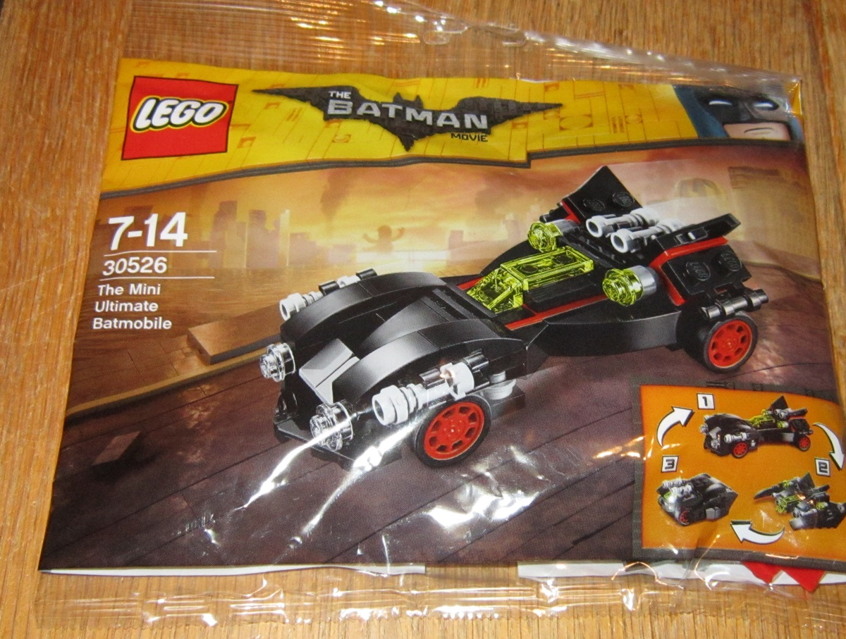 0100 Lego The Batman 30526