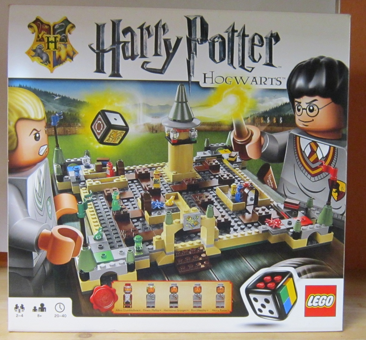 0020 Lego Harry Potter 3862