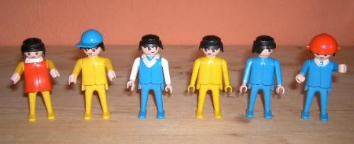 Playmobil figurer 09