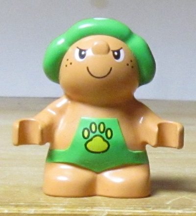 500 Duplo Little forrest friends (7)