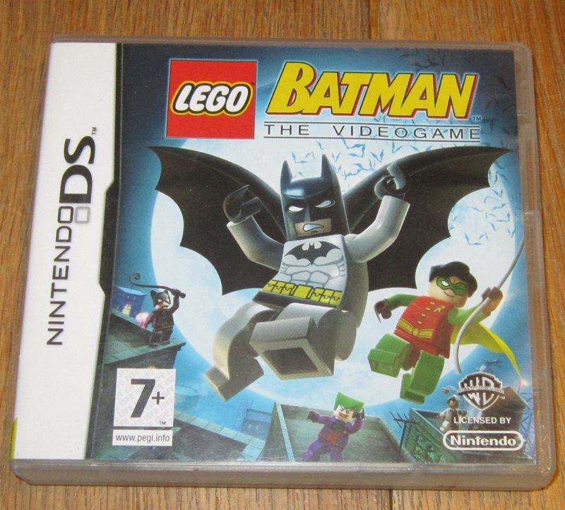 Lego Batman, The video game