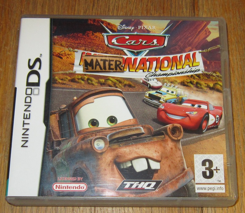 Disney, Cars Mater National