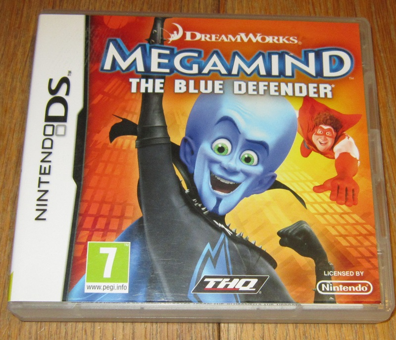 Megamind, The blue defender
