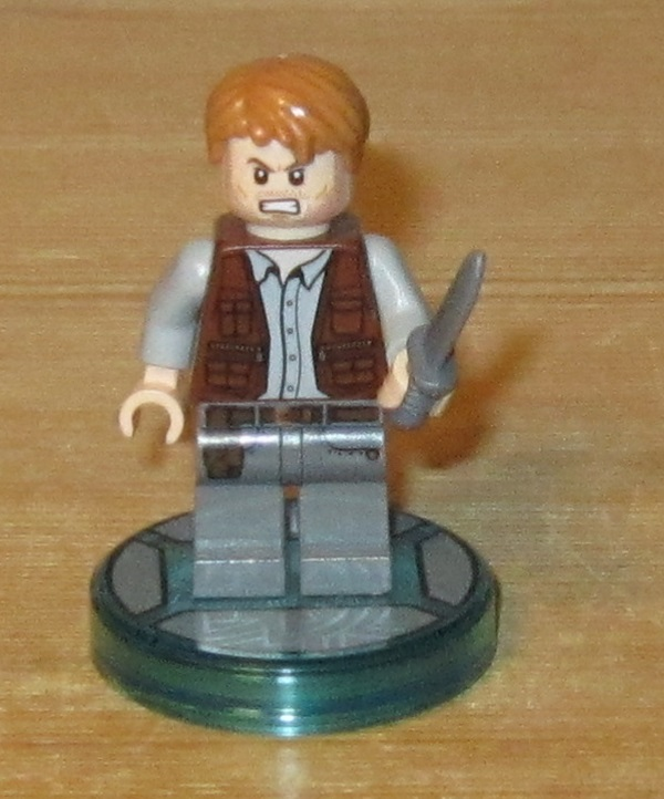 0100 Lego Dimension, Owen Grady