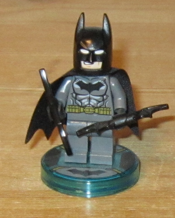 0100 Lego Dimension, Batman
