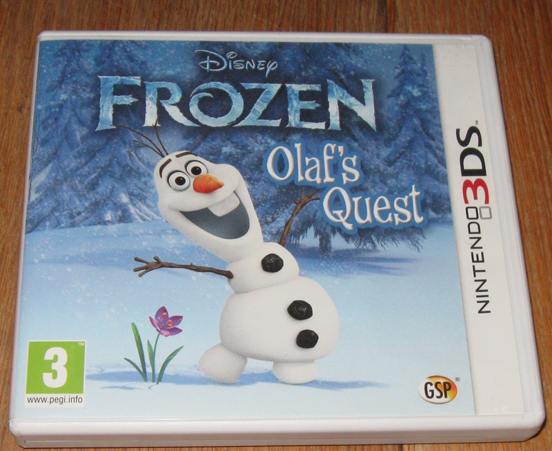 Frozen, Olaf´s Quest