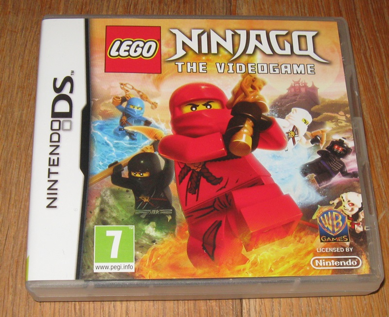 Ninjago, The videogame
