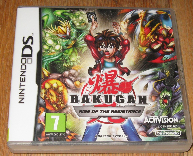 Bakugan, Rise of the resistance