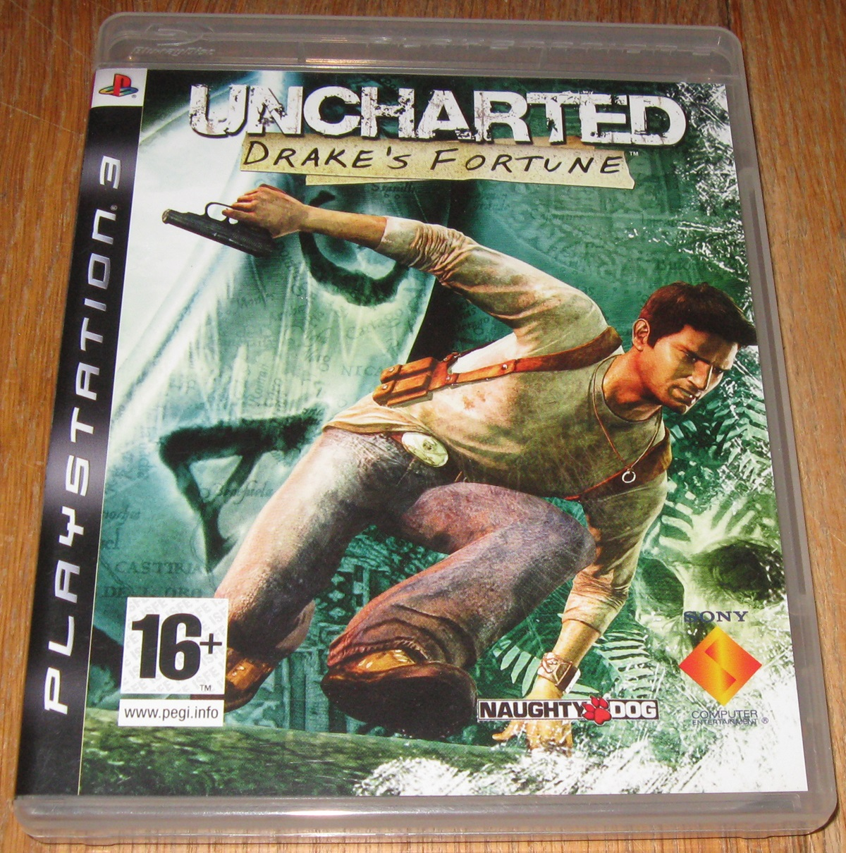 0200 Uncharted Drake´s fortune