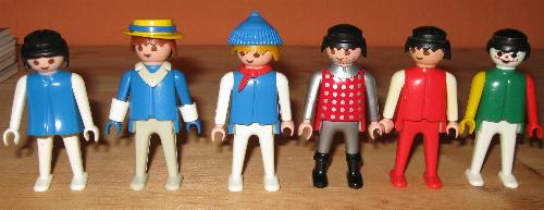 Playmobil figurer 04