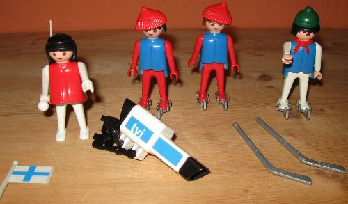Playmobil figurer 07
