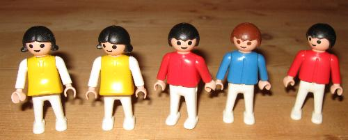 Playmobil figurer 05