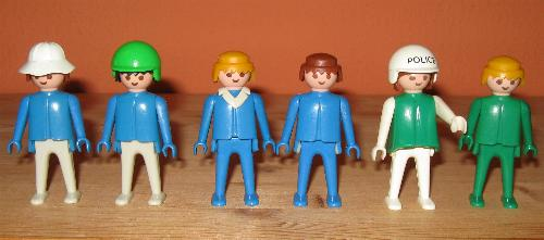 Playmobil figurer 02
