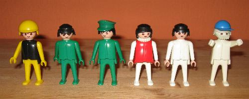 Playmobil figurer 03