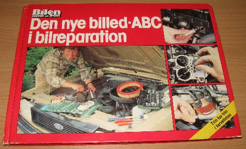 Den nye billed-ABC i bilreparation