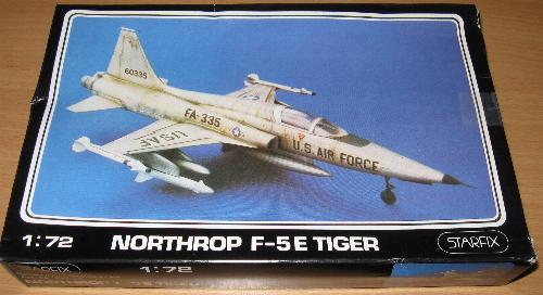 Northrop F-5E Tiger