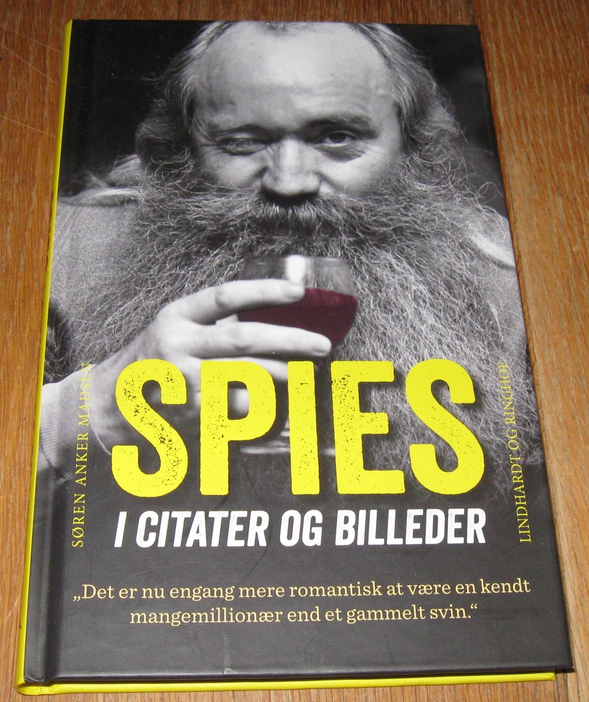 spies i citater og billeder Spies i citater og billeder, Jod Bog.dk spies i citater og billeder
